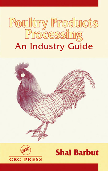 Poultry Products Processing An Industry Guide book cover
