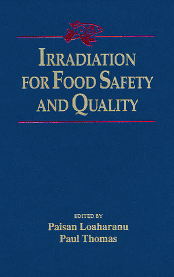 Irradiation for Food Safety and Quality book cover