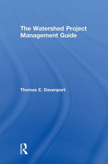 The Watershed Project Management Guide book cover