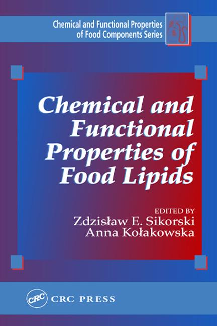 Chemical and Functional Properties of Food Lipids book cover