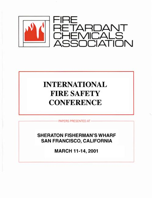 International Fire Safety Conference book cover