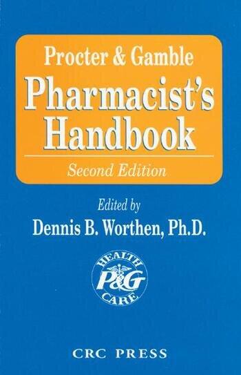 P & G Pharmacy Handbook book cover