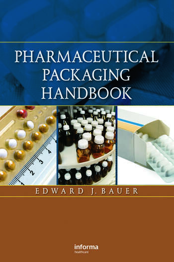 Pharmaceutical Packaging Handbook book cover