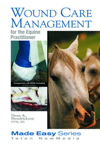 Wound Care Management for the Equine Practitioner book cover