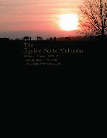 Equine Acute Abdomen book cover