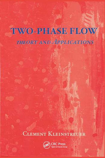 Two-Phase Flow Theory and Applications book cover