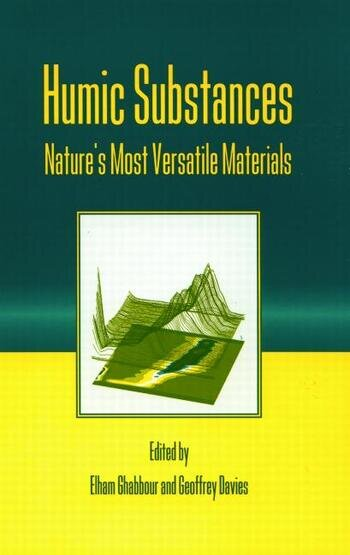 Humic Substances Nature's Most Versatile Materials book cover