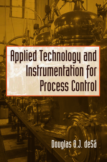 Applied Technology and Instrumentation for Process Control book cover