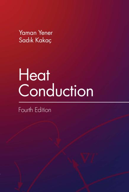 Heat Conduction book cover