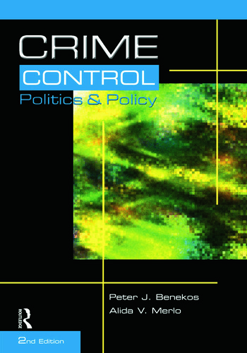 Crime Control, Politics and Policy book cover
