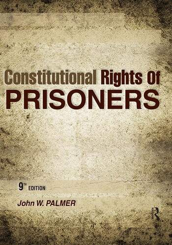 Constitutional Rights of Prisoners book cover