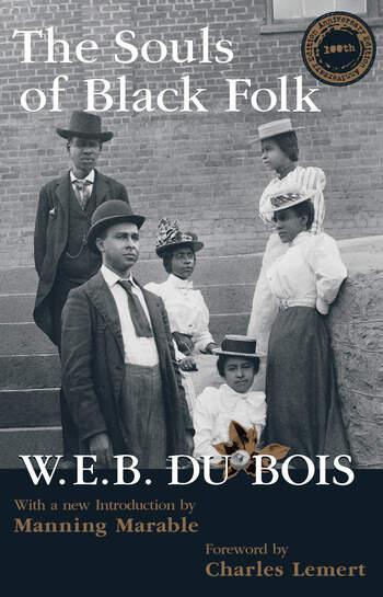 Souls of Black Folk book cover
