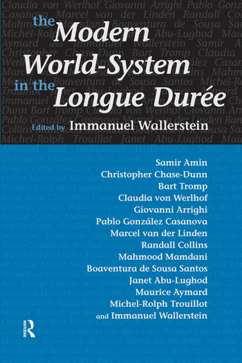 Modern World-System in the Longue Duree book cover
