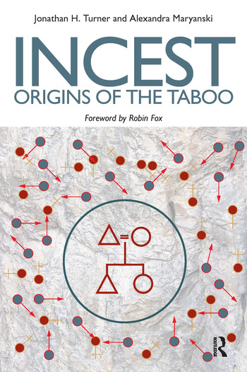 Incest Origins of the Taboo book cover