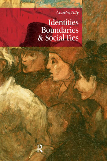 Identities, Boundaries and Social Ties book cover