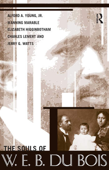 Souls of W.E.B. Du Bois book cover
