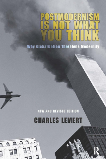 Postmodernism is Not What You Think book cover