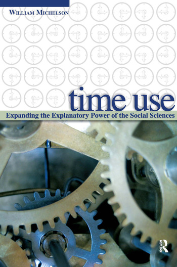 Time Use Expanding Explanation in the Social Sciences book cover