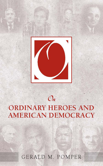 On Ordinary Heroes and American Democracy book cover