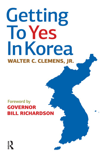 Getting to Yes in Korea book cover