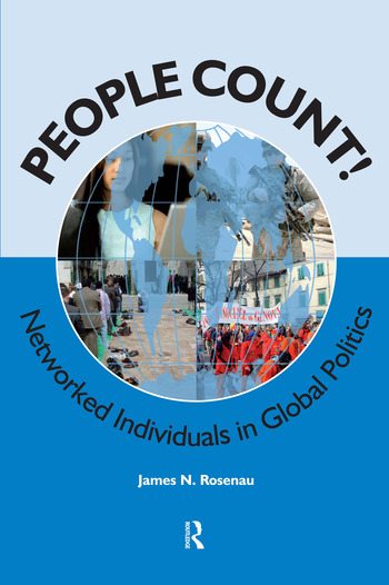 People Count! Networked Individuals in Global Politics book cover
