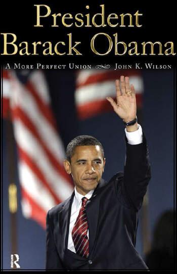 President Barack Obama A More Perfect Union book cover