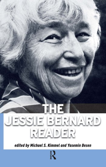 Jessie Bernard Reader book cover
