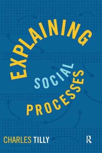 Explaining Social Processes book cover