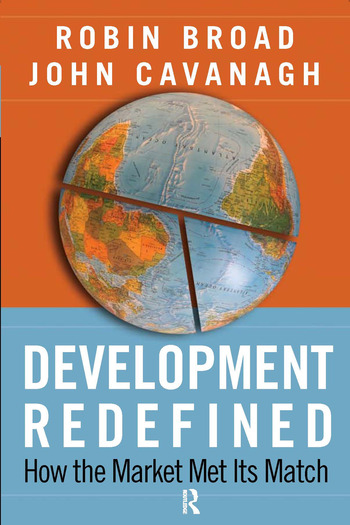 Development Redefined How the Market Met Its Match book cover