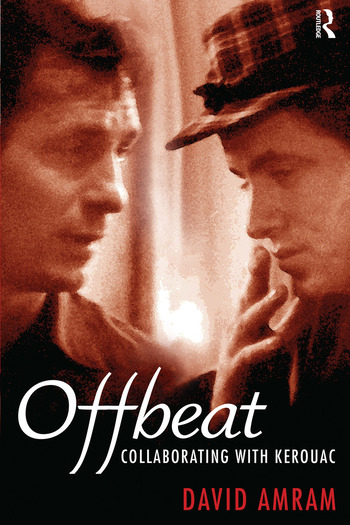 Offbeat Collaborating with Kerouac book cover