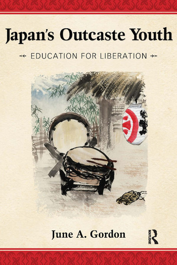 Japan's Outcaste Youth Education for Liberation book cover