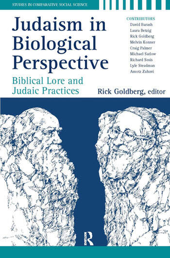 Judaism in Biological Perspective Biblical Lore and Judaic Practices book cover