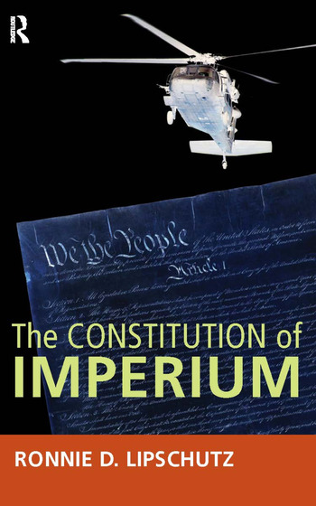 Constitution of Imperium book cover