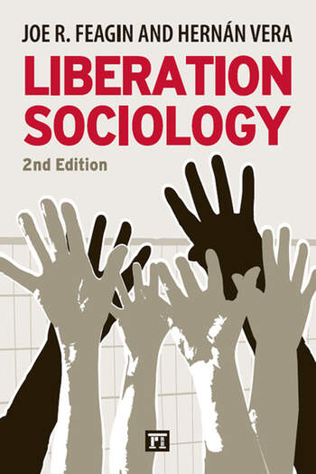 Liberation Sociology book cover