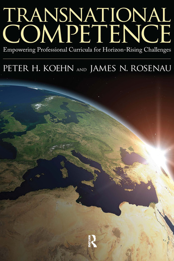 Transnational Competence Empowering Curriculums for Horizon-rising Challenges book cover