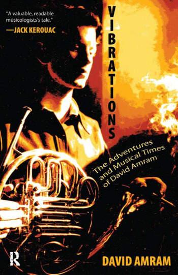 Vibrations A Memoir book cover