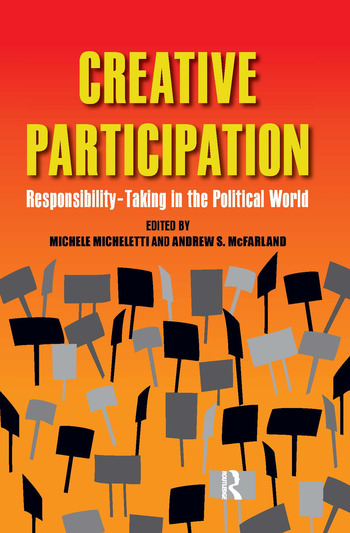 Creative Participation Responsibility-Taking in the Political World book cover