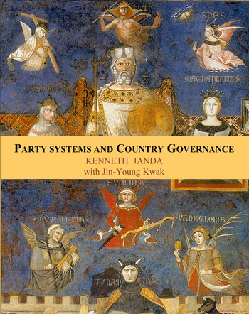 Party Systems and Country Governance book cover
