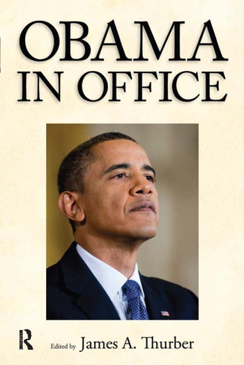 Obama in Office The First Two Years book cover