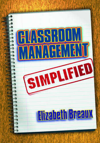 Classroom Management Simplified book cover