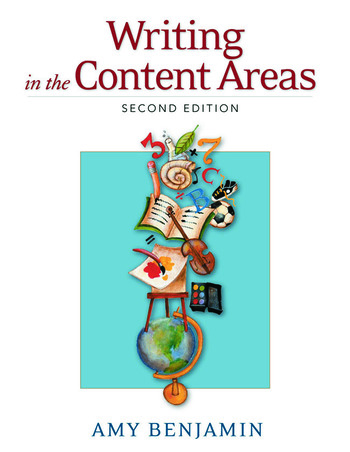 Writing in the Content Areas book cover