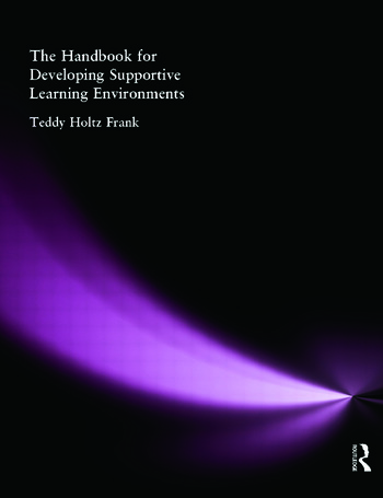 Handbook for Developing Supportive Learning Environments, The book cover