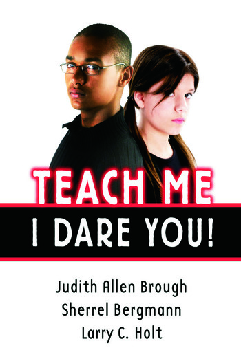 Teach Me, I Dare You! book cover
