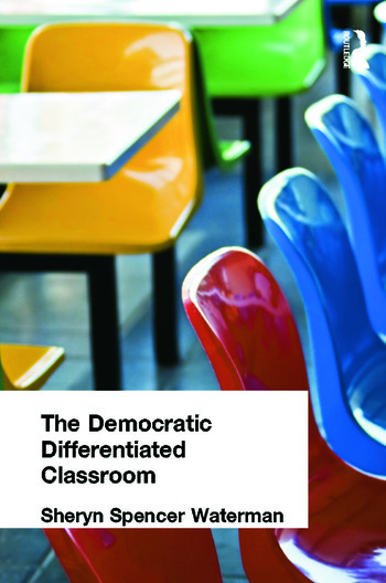 Democratic Differentiated Classroom, The book cover