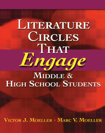 Literature Circles That Engage Middle and High School Students book cover