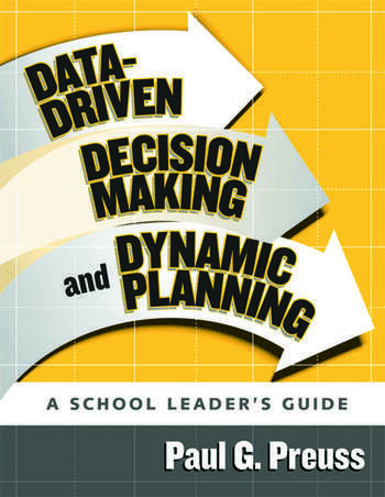 Data-Driven Decision Making and Dynamic Planning book cover