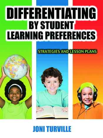 Differentiating By Student Learning Preferences Strategies and Lesson Plans book cover