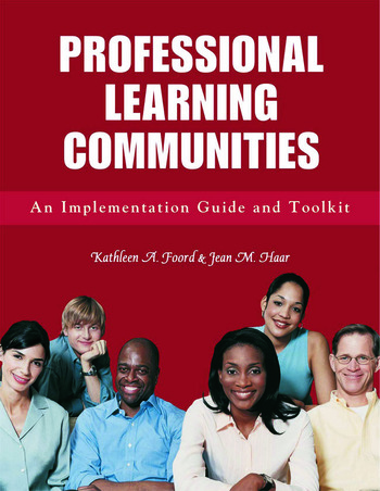 Professional Learning Communities book cover
