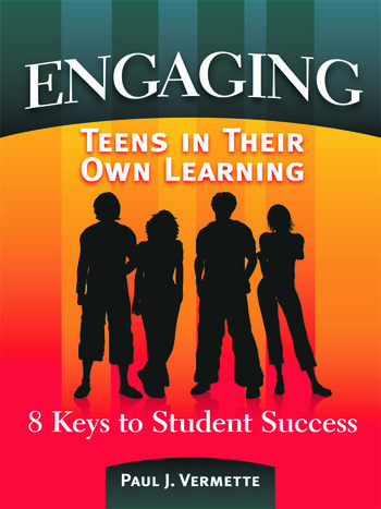Engaging Teens in Their Own Learning 8 Keys to Student Success book cover