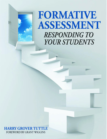 Formative Assessment Responding to Your Students book cover